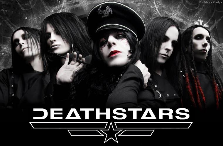 Deathstars banda sueca de metal industrial